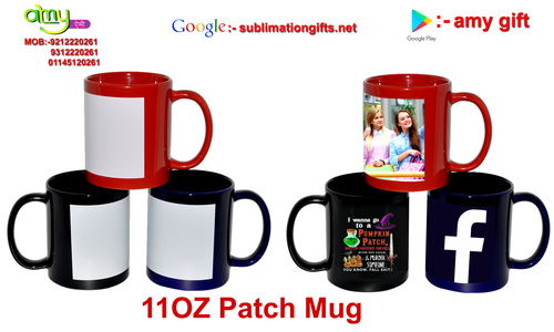 Sublimation Bone China Mugs