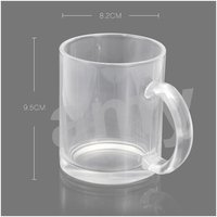 Glass Clear Mug
