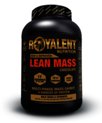 Chocolate Lean Mass Gainer Powder