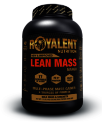 Mango Lean Mass Gainer Powder