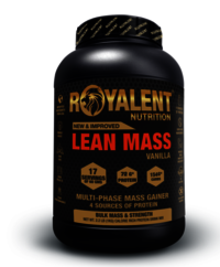 Vanilla Lean Mass Gainer Powder