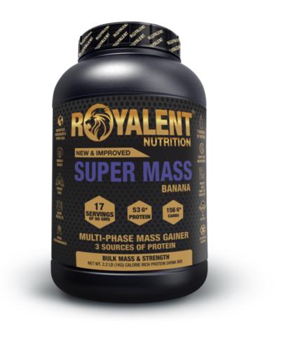 Super Mass Gainer Powder