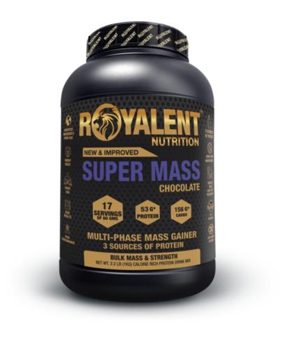 Chocolate  Super Mass Gainer Powder