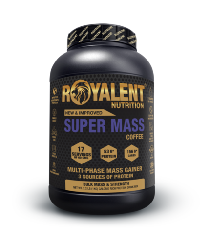 Coffee Super Mass Gainer Powder
