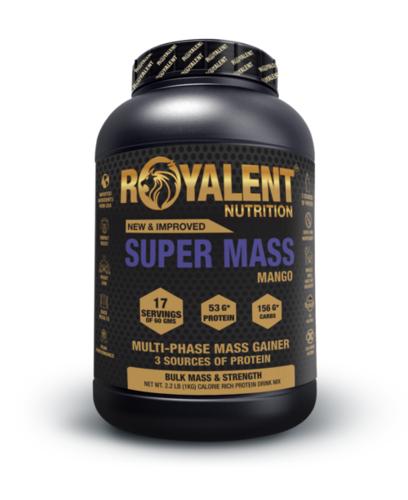 Mango Super Mass Gainer Powder