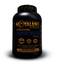 Vanilla Strawberry Super Mass Gainer Powder