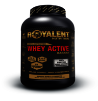 Banana Whey Active Powder