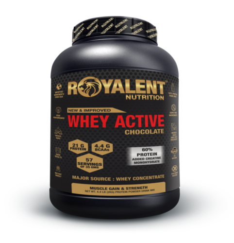 Chocolate Whey Active Powder