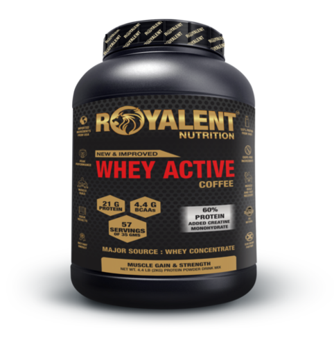 Whey Active Coffee