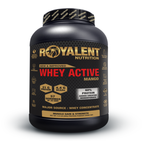 Mango Whey Active Powder