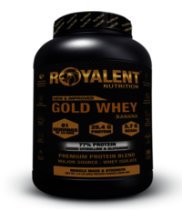 Whey Gold Banana