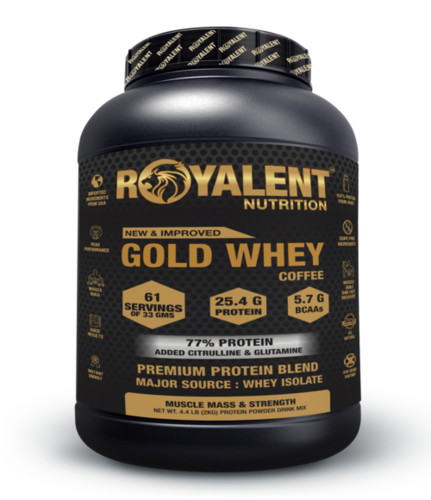 Whey Gold Coffee