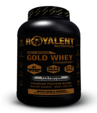 Whey Gold Strawberry