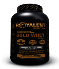 Whey Gold Vanilla