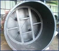 Chemical Proof Rubber Lining