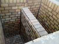 Chemical Resistance Bricks Work