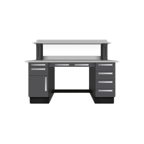 Mild Steel Office Table
