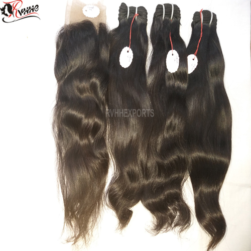 Virgin Brazilian Wave Human Hair Extension