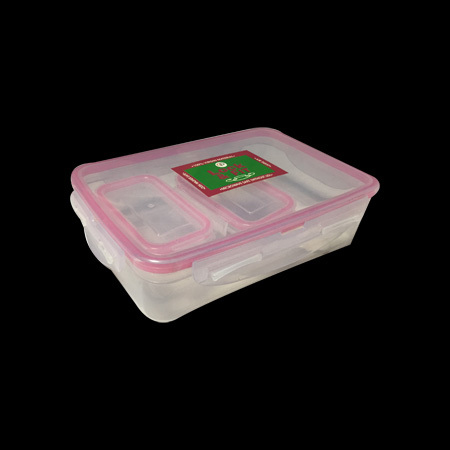 Plastic Tiffin Lunch Box