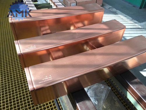 Copper Mould Tube for CCM