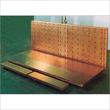Copper Mould Plate