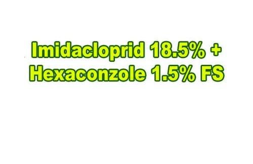 Imidacloprid 18.5% + Hexaconzole 1.5% FS