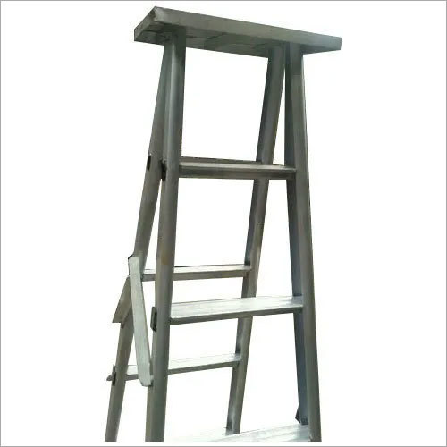 Aluminium Foldable Step Ladder