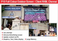Full colour Display board