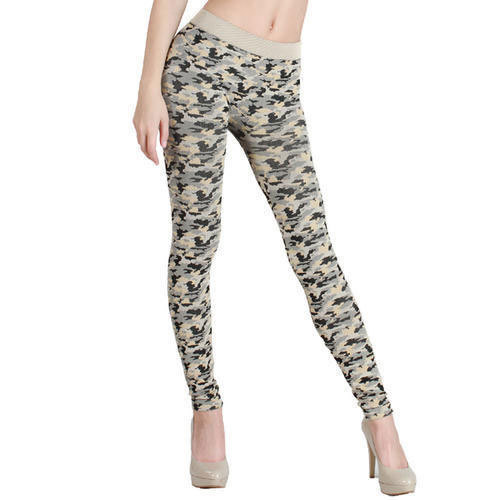 Ladies Trendy Printed Leggings