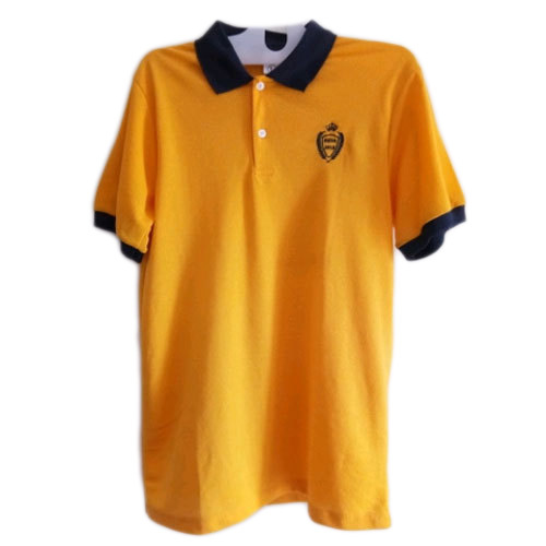 Mens Plain Polo T Shirt