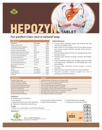 Herbal Hepozyn Tablet
