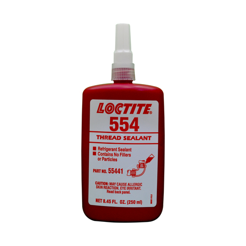 Loctite 554 Refrigerant Thread Sealant