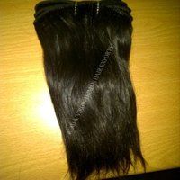 100% Natural Silky Straight Extensions Hair