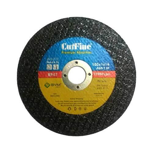15200 rpm Cutfine Abrasive Disc