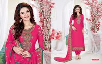 NEW STYLISH STRAIGHT CUT SALWAR  SUITS