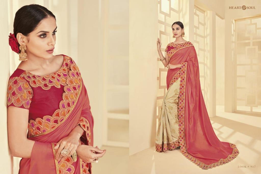 Latest Fancy Designer Sarees
