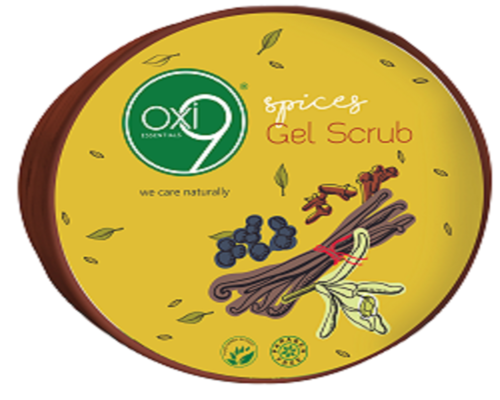 Spices Gel Scrub