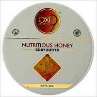 Nutritious Honey Body Butter