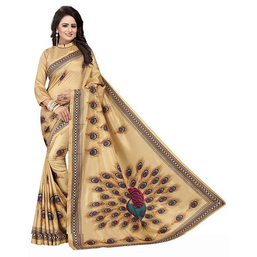 Malgudi Silk Saree