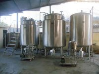 Gel Cream Manufacturing Plant