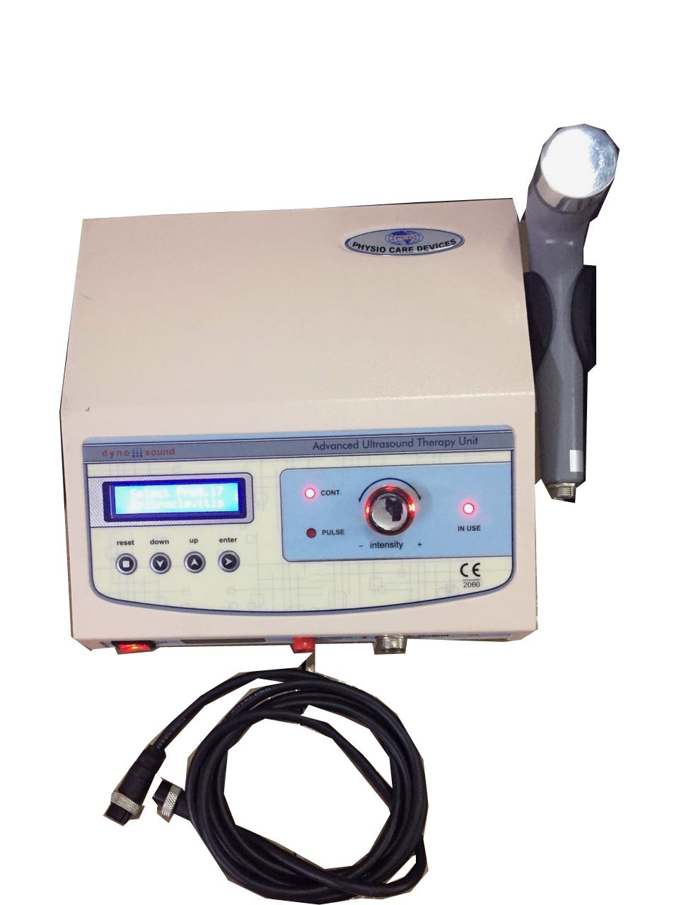 PHYSIO ULTRASOUND LCD (1MHz) MACHINE
