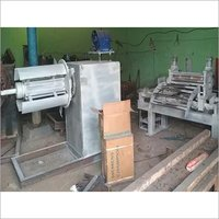 Manual Decoiler Machine