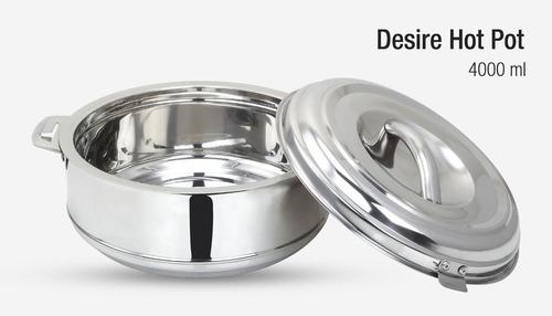 Casserole Steel Form