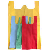 U Shape Non Woven Carry Bag