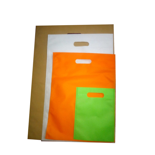 U Cut Non Woven Fabric Bag
