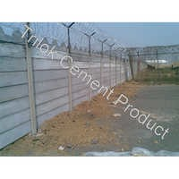 RCC Cement Boundary Walls