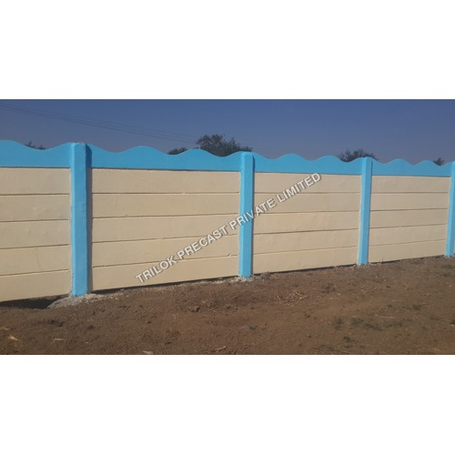 RCC Compound Boundary Walls