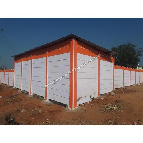 RCC Prefabricated Wall