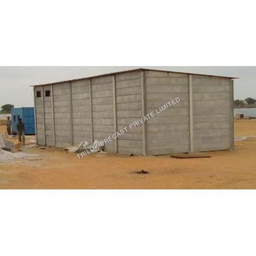 RCC House Concrete Wall