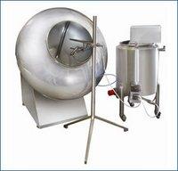 Semi automatic Spray coating Machine